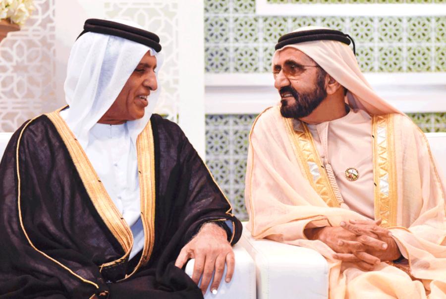 sheikh saud bin saqr