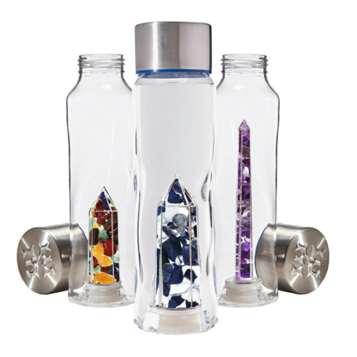 Crystal Infused Water Bottles Fully Explained