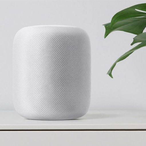 Apple Smart Speaker AI