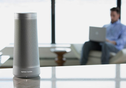Home Smart Speaker Microsoft