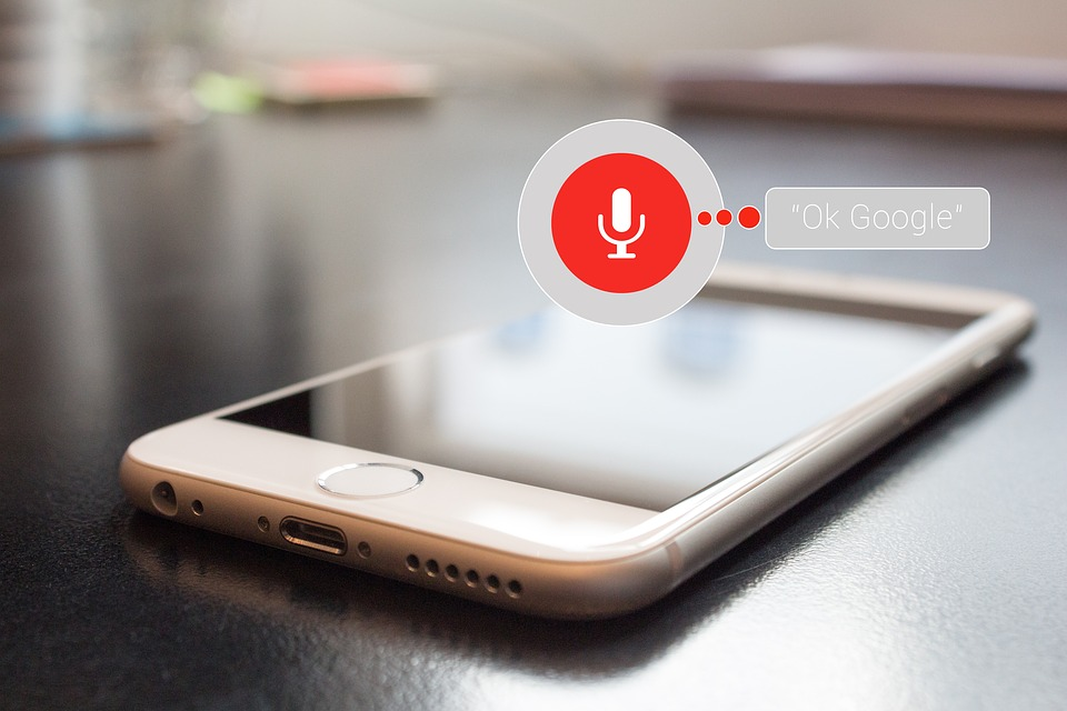 Optimise you website for voice search.