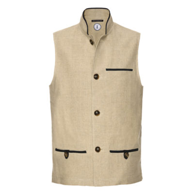 Mens gilet jackets inspired