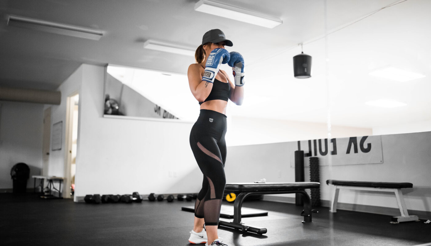 beginners to boxing